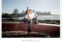 Engagement | photography by William Chang