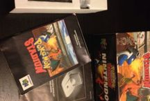 Pokemon N64 like new / Nintendo