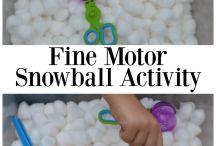 ACTIVITIES - Winter