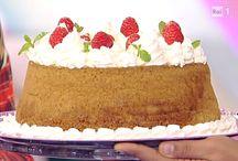 Chiffon cake in tutte le varianti