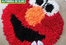 Diseños alfombras