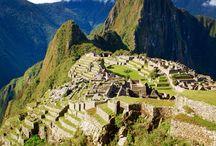 Machu Picchu, Peru / An Inca civilization. All photos are my own.