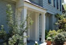 exterior house ideas / by Robin Macleod