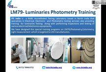 LM 79 Photmetry training course