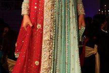 B'ful pakistani dresses