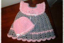 Bébi kislány ruha