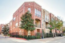 Homes for Sale in the Dallas Farmers Market Area / This board is about town homes and condominums for sale in the Dallas Farmers Market Area.