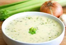 Soups Cream of celery
