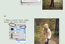retouching tutorials