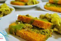 Nutrición / Ejemplos de desayuno, almuerzo, merienda y cena en el CAVS de Misiones.