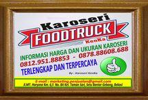 INDONESIA dan KAROSERI FOOD TRUCK