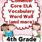 English and Language Arts