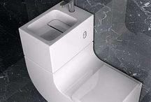 Space Saving Ideas l Bathroom