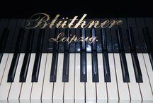 Antique Bluthner Pianos / Bluthner Pianos restored by Chiltern Pianos, Bovingdon, Herts.