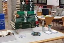 """Biblioteca solidaria """"Química y Biología"""" / Campañas solidarias en la biblioteca"""