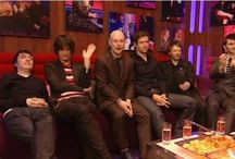 Radiohead / #music #alternative #rock #band #radiohead #thomyorke #jonnygreenwood #colingreenwood #edo'brien #philselway