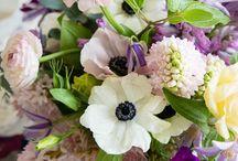Blommor och annat grönt