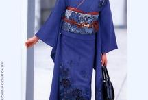 Santo gallery kimono