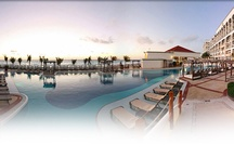 """Real Resorts / At Real Resorts, you deserve the very best of everything when you choose a Cancun and Riviera Maya vacation. And so, with you in mind, at Real Resorts in Mexico your expectations of the ideal Cancun and Riviera Maya hotels are bound to be exceeded. By offering comprehensive """"All-Inclusive"""" vacations, and by taking care of all the little details, the worry is taken out of your holiday so you can just relax and enjoy yourself."""