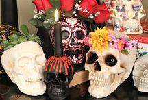 Halloween DIY's (^,.,^)