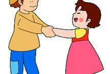Animazione cartoni animati infanzia ❤️