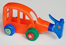 toys from recycled materials