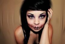 Halloween Makeup/Costumes / by Ashley McAdams