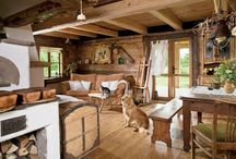 Ambiance chalet`•. ¸ ¸. ☆