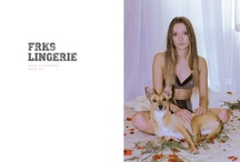 2013 S/S collection / FRKS Lingerie