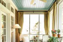 Design- Porches, Atriums