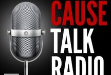 Cause Talk Radio - Give a listen, leave a comment!