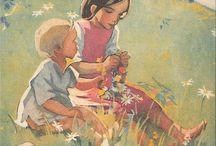 Suomalaisia postikortteja