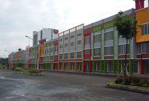 BEKASI TOWN SQUARE / Betos Bekasi Town Square adalah sebuah konsep Superblok pertama dan terbesar di kota bekasi , di dalamnya terdapat Lagoon Apartemen, Hotel , Convention Hall, Terace Caffe, Food Carnival, CBD Boulevard, Waterpark, Pasar Modern Betos