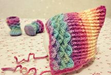 Crochet--baby and child patterns
