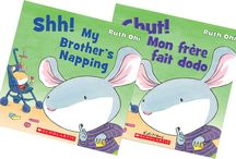 """""""Shh! My Brother's Napping"""" by Ruth Ohi"""