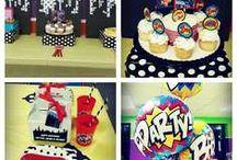 BGM Party Ideas / by Mailisia Lemus