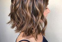 ♀️ cortes e pelo