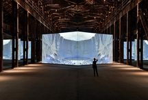 Immersive space