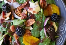 Salads and summer meals