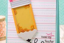 teacher gifts for kids / teacher gifts/cards