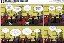 Normas de ortografía en cómics / Normas de ortografía trabajadas con cómics