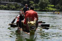 Dragon Boat / Evento organizzato da OF- Luglio 2014 Laghetti dell'Eur. Grande esperienza!!