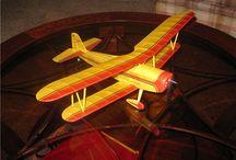 R/c Balsa Plane Kits