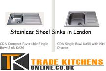 Stainless Steel Sinks in London / Homeowners are always on the lookout for durable and functional sink in their residence. This is exactly where the stainless steel sinks seem to fit the bill appropriately.