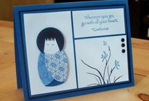 Stampin Up - Punch Art / by Kathy Steplyk