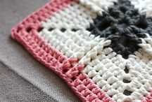 not your granny's squares