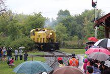 THE PARADE OF DIESEL-ELECTRIC LOCOMOTIVES - PARADE DES LOCOMOTIVES DIESELS-ÉLECTRIQUES / 2015-09-12 Parade des Locomotives Diesels-électriques / The Parade of Diesel-electric Locomotives / exporail.org #exporail #locomotives #trains #Familyactivities #sorties #famille #musée #museum #railfans #railway #railroads #railroadphotography #parade #CP #CN #VIA #AMT