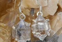 Herkimer Diamonds, Diamonds
