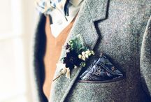 Mens Wedding Fashion / Our favorite Gentlemens Fashion choices for the big day!