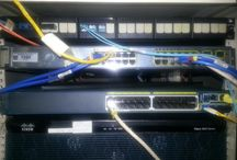 Rack en Switch